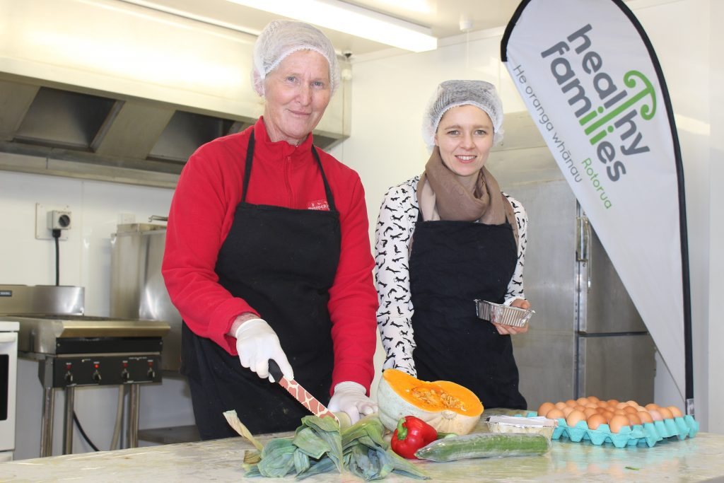 Rotorua Children Heading To School With Little Or No Lunch Could Soon Be A Thing Of The Past Energy Charitable Trust Helping Local